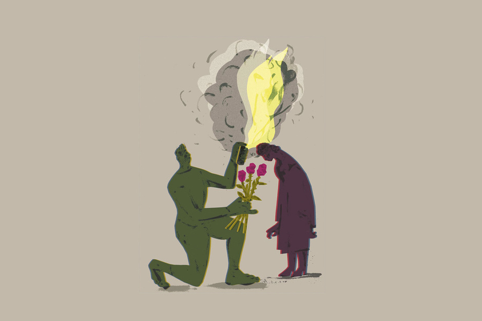 Gek van je partner: hoe herken je gaslighting en wat doe je eraan?