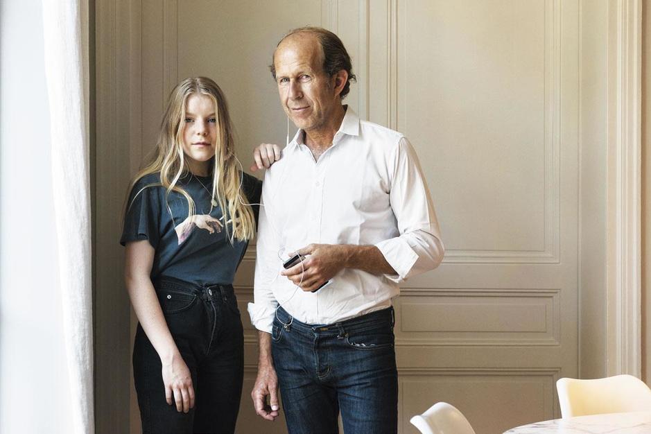 Topmanager Paul Deneve en dochter Joy: 'Onze kinderen zullen het niet slechter hebben dan wij'