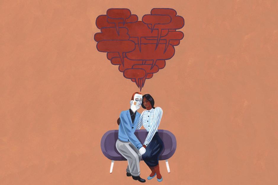 Blijven babbelen: 'date night' als sleutel tot een goede relatie