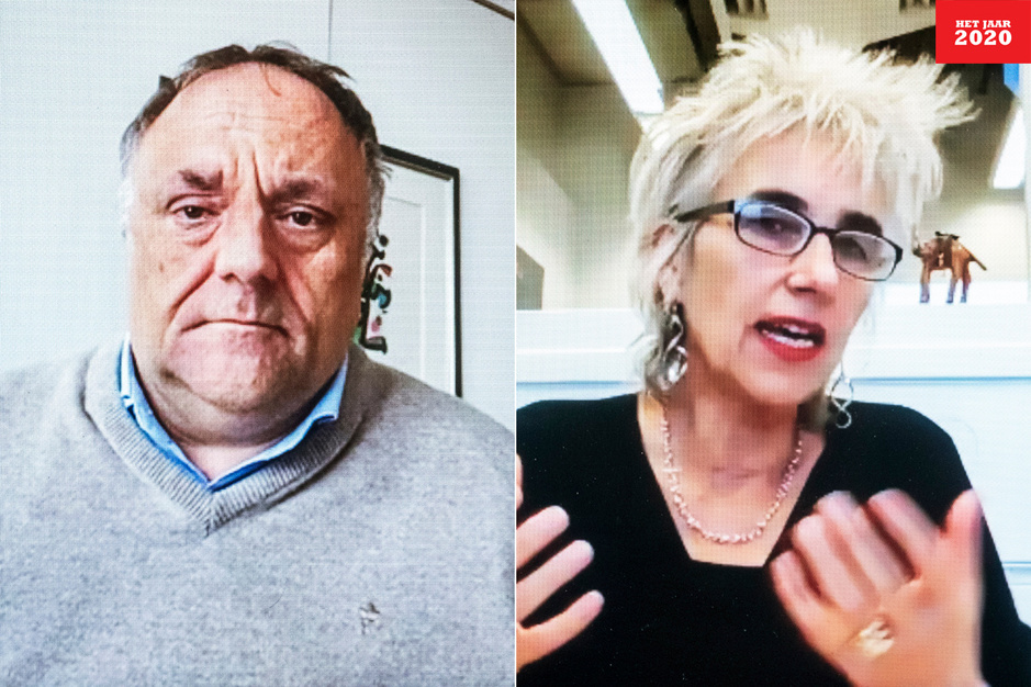 Marc Van Ranst en Marion Koopmans: 'Volgend jaar festivals zoals in zomer 2019? Vergeet het'