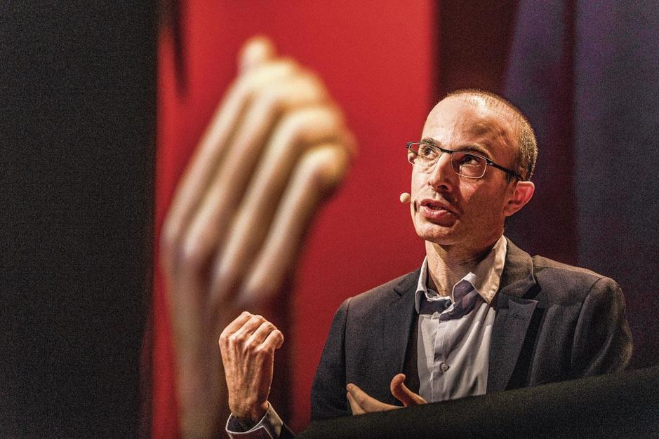 """Yuval Noah Harari en de parallellen met """"Life of Brian"""": 'Maar ik bén geen profeet'"""