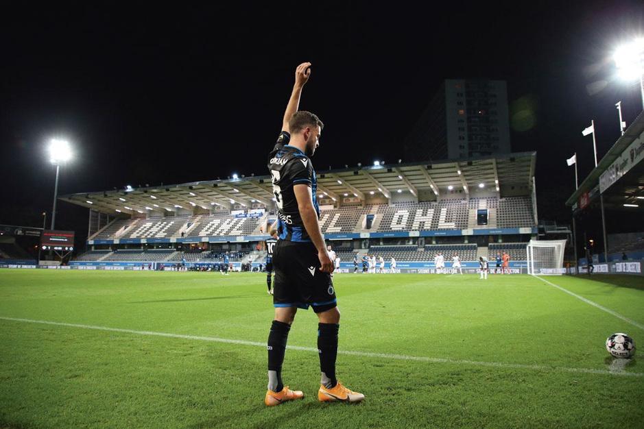 Club Brugge: no fans, no glory