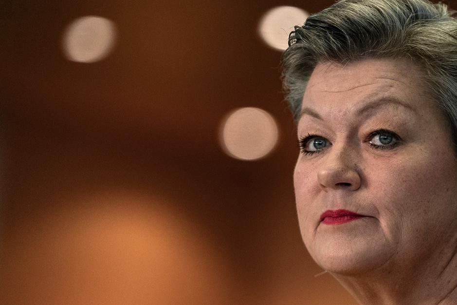 Eurocommissaris Ylva Johansson: 'Vrijwillige migratiesolidariteit is onvoldoende'