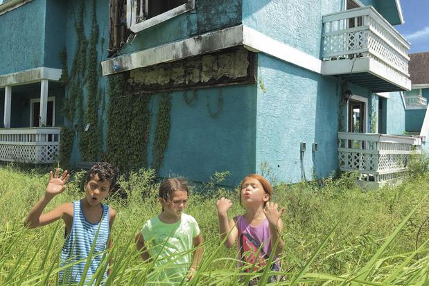 Tv-tip: 'The Florida Project', een drama in pasteltinten over de outcasts van de Sunshine State