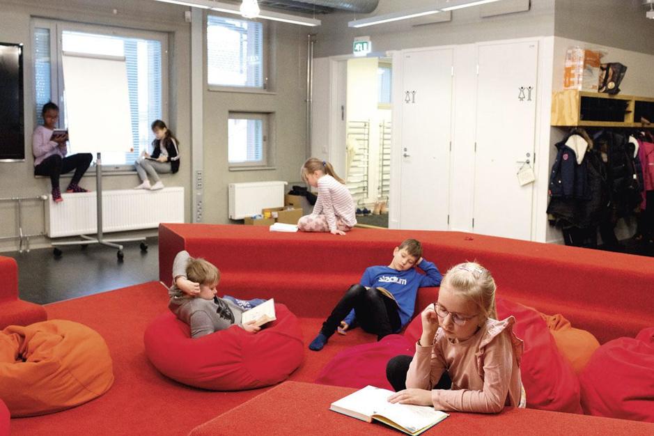 De toekomst van de schoolinfrastructuur: 'De voorbije weken hebben voor een groeispurt gezorgd'