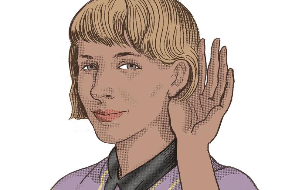 De kunst van het luisteren: 'Wie alleen maar zelf praat, leert nooit iets bij'