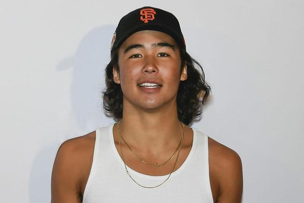 Nico Hiraga is skater en acteur, idealiter tegelijk: 'Ik wil heel graag huilen voor een camera'