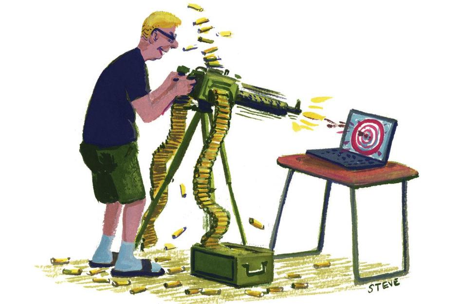 Factcheck: 'Elke dag tot 6000 cyberaanvallen op gemeentelijke servers'