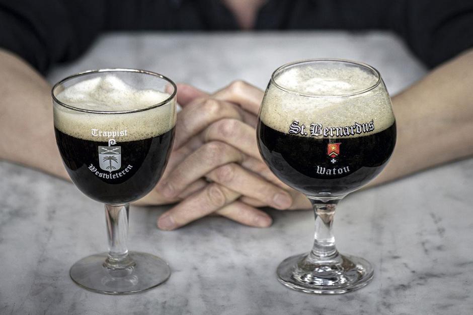 'Wulder hebben meer schuim dan zulder': de verschillen tussen St.Bernardus en Westvleteren