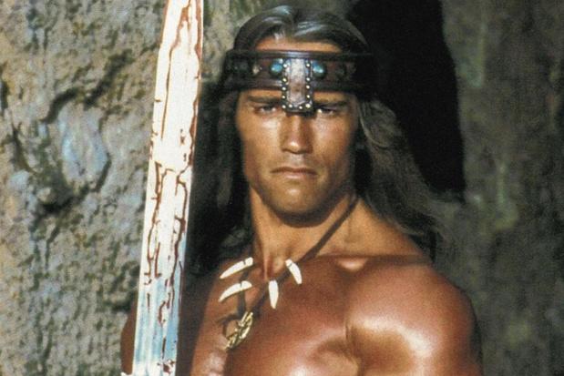 Tv-tip: 'Conan The Barbarian' met Arnold Schwarzenegger