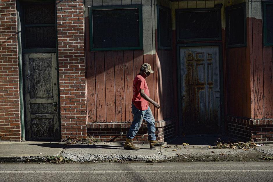 Op reis door Trumpstaat West-Virginia: 'We zijn banger voor Biden dan voor covid'