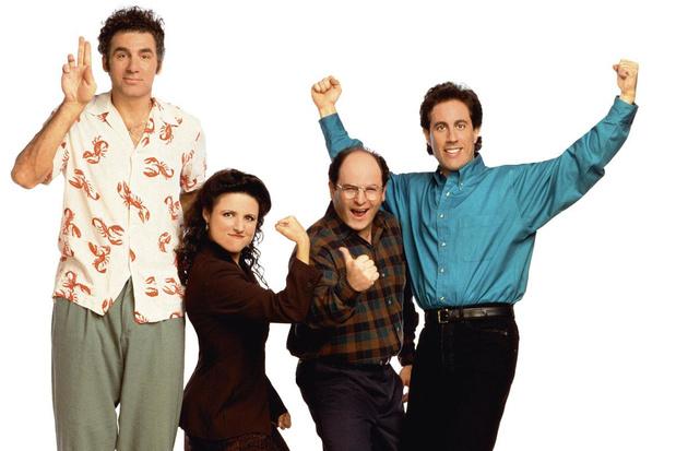 Vijf weetjes over 'Seinfeld', de serie die nergens over gaat