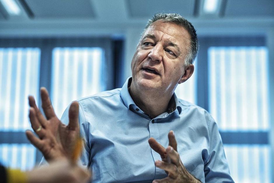 CM-topman Luc Van Gorp: 'Deze crisis is een wake-upcall. Je kunt niet op alles besparen'