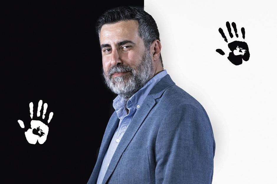 Dyab Abou Jahjah: 'De meeste witte mensen hébben helemaal geen privileges'