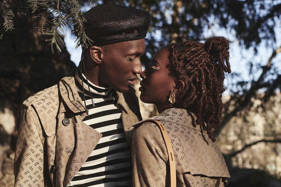 In beeld: niets mooier dan prille liefde