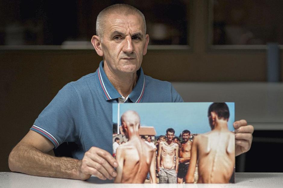 25 jaar na de hel van Srebrenica: hoe Sakib de genocide overleefde