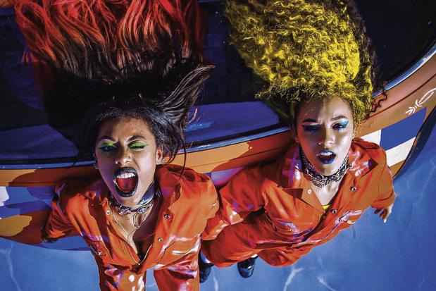 Het Londense duo Nova Twins is de beste band waarvan u nog nooit heeft gehoord
