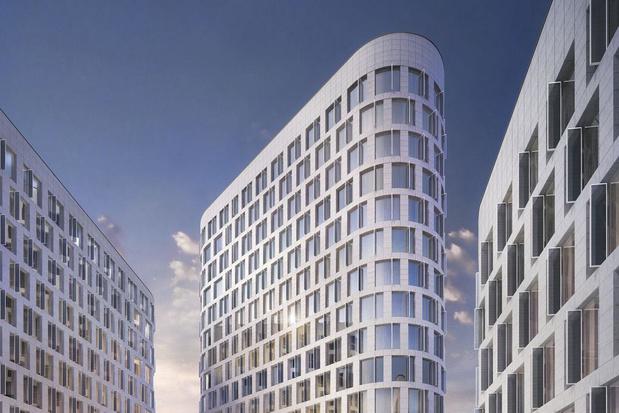 Brusselse kantoormarkt verwacht stijgende leegstand