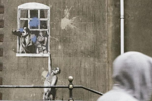 Tv-tip: docu 'Banksy Most Wanted' gaat op zoek naar de ware identiteit van de notoire kunstenaar
