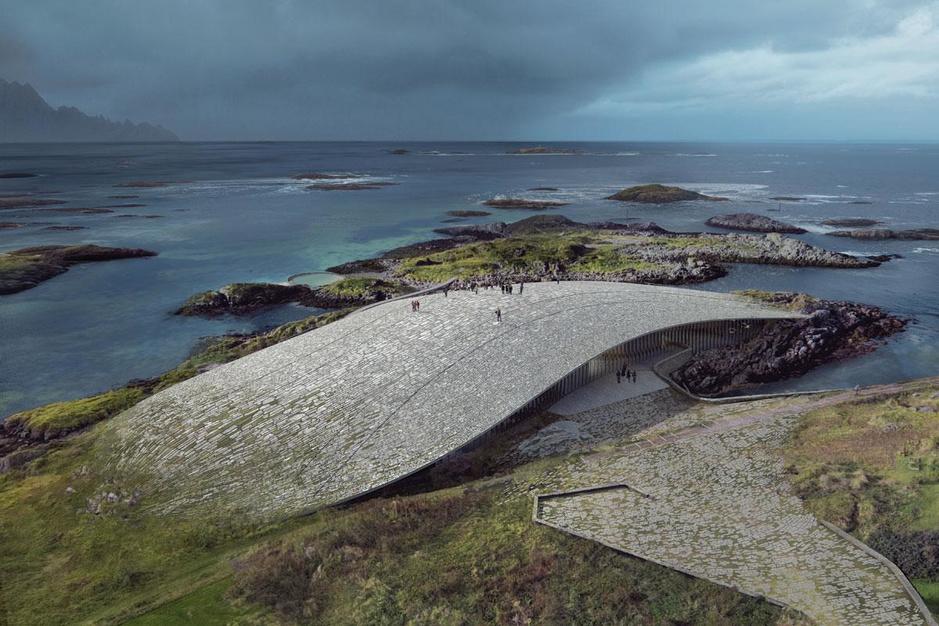 Architecte Dorte Mandrup streeft naar welzijn in 3D: 'Een gebouw moet emoties oproepen'