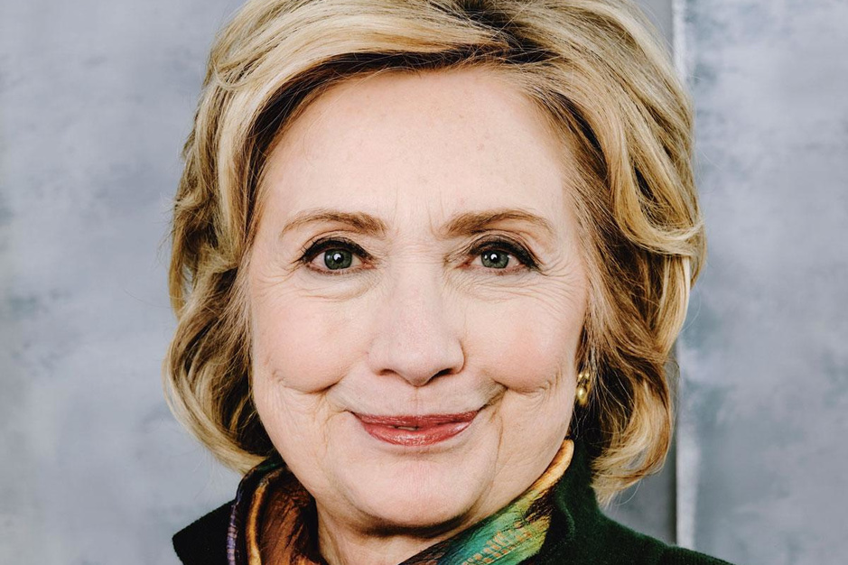 Hillary Clinton: 'Een man die ontploft, is authentiek. Als een vrouw haar stem verheft, is ze bits'