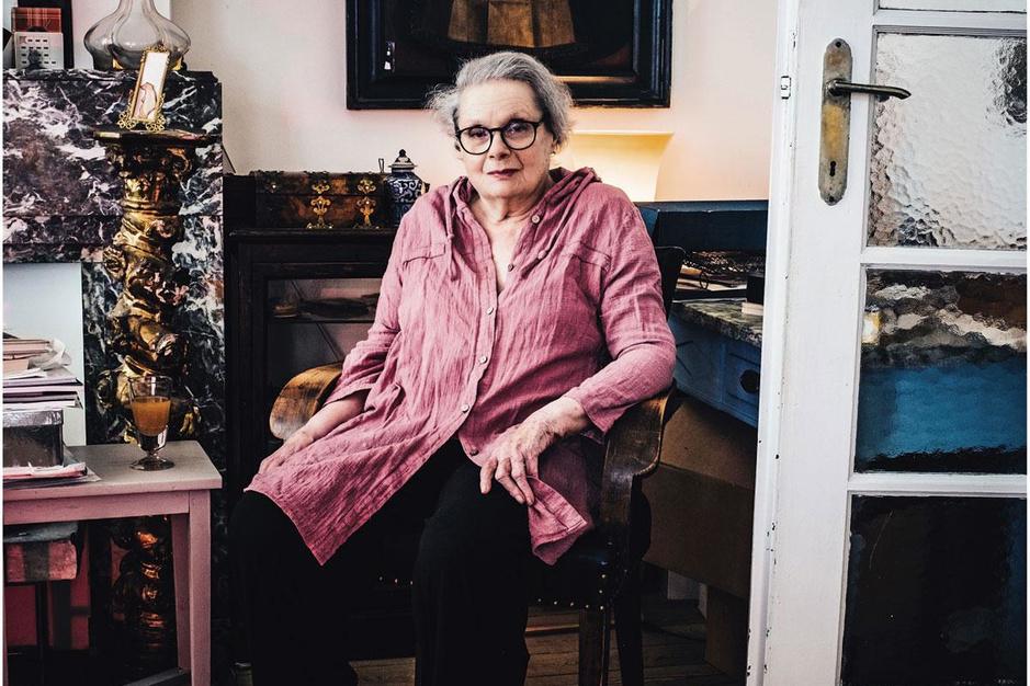 Kunstenares Jacqueline Mesmaeker: 'Sinds ik ziek ben geworden, lijk ik wel artistiek geconstipeerd'