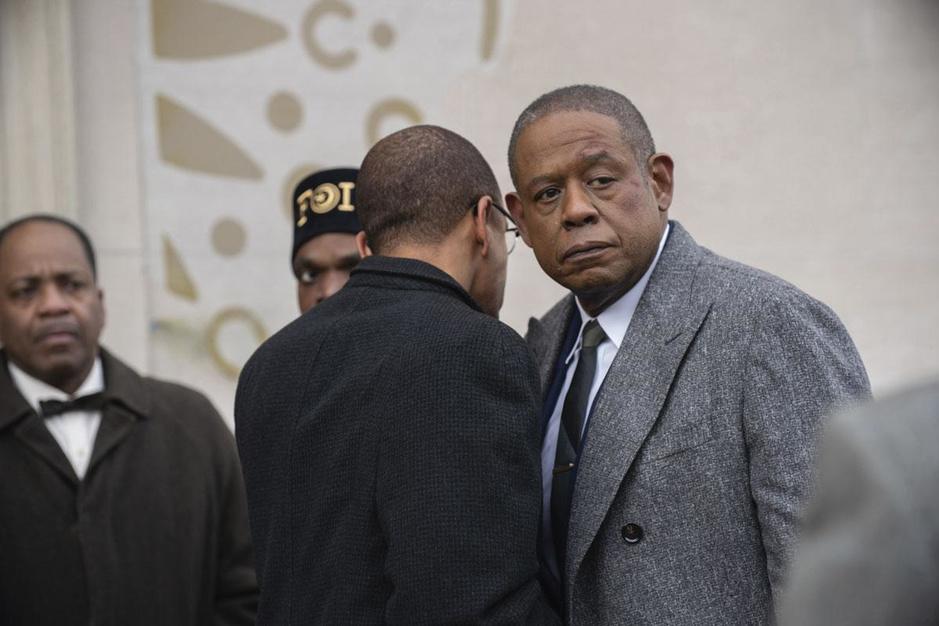 Oscarwinnaar Forest Whitaker is nu ook de Godfather of Harlem: 'We zijn nog lang niet uitgepraat'