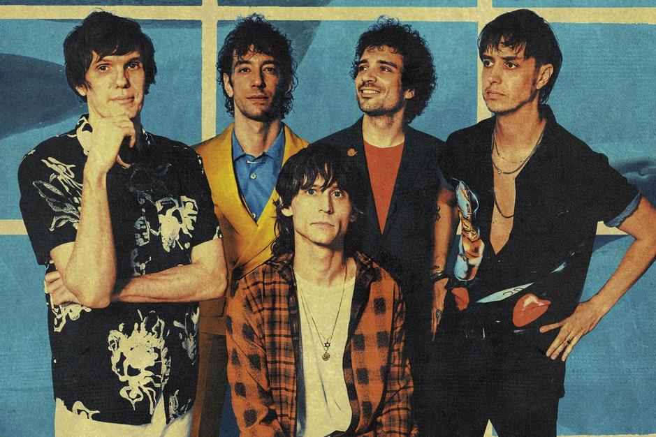 Waarom The Strokes de gitaargroep van de eeuw is volgens Eva De Roo