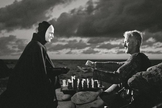 Het strand uit Ingmar Bergmans 'Het zevende zegel': een verplichte halte op uw cinefiele wereldreis