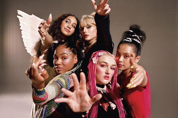 Boys World heeft alles in huis om de Spice Girls van generatie Z te worden