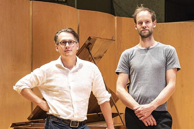Wannes Cappelle en Nicolas Callot wagen zich aan Schubert. In het West-Vlaams, weliswaar
