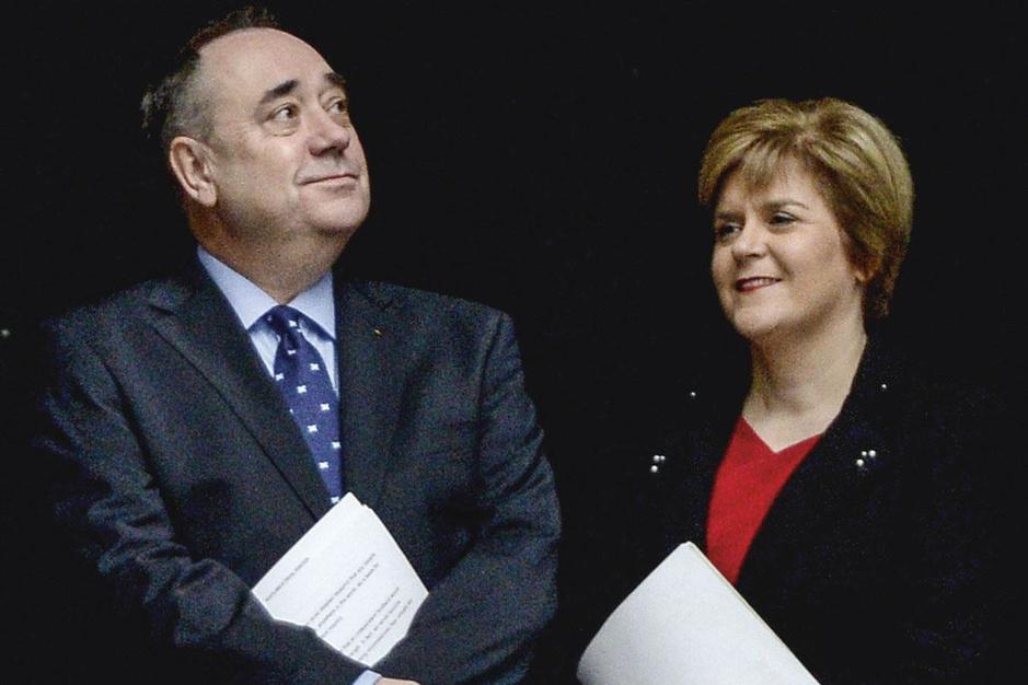 Hoe een open ruzie bij de Scottish National Party de Schotse onafhankelijkheid bedreigt