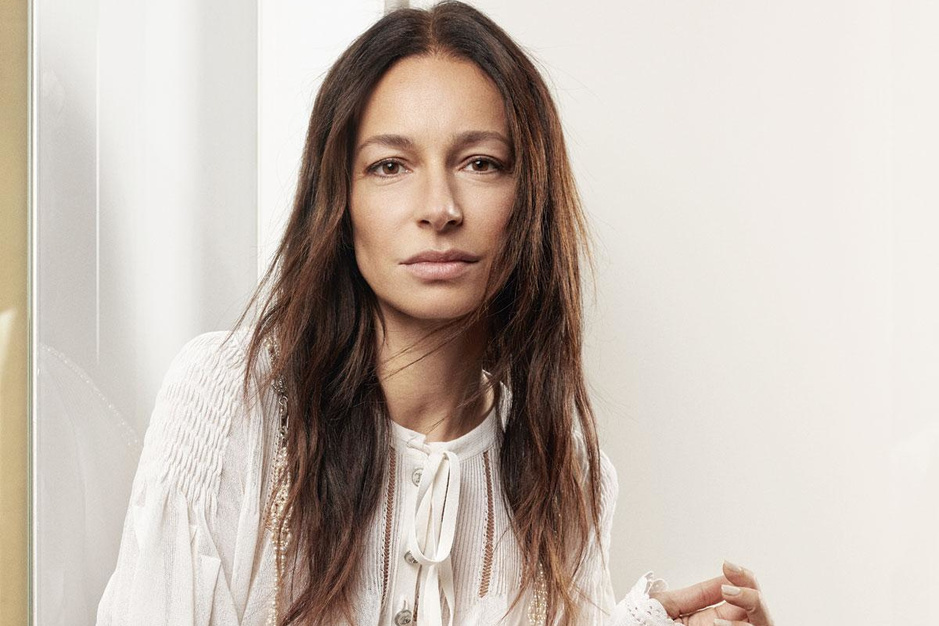 Amanda Sanchez, achttien jaar huismodel voor Chanel: 'Karl was niet de eerste de beste'