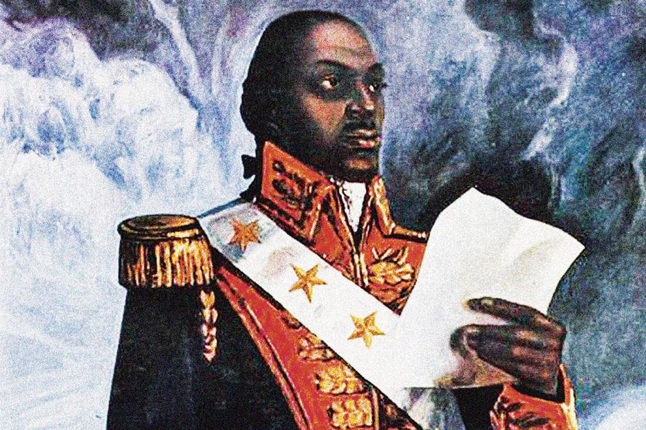 Het verhaal van Toussaint Louverture: de slaaf die Haïti bevrijdde