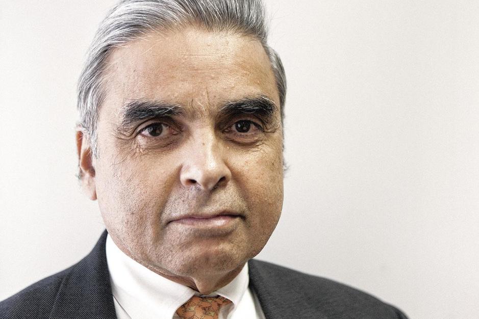 Topdiplomaat Kishore Mahbubani: 'Europa heeft in zijn eigen voet geschoten'