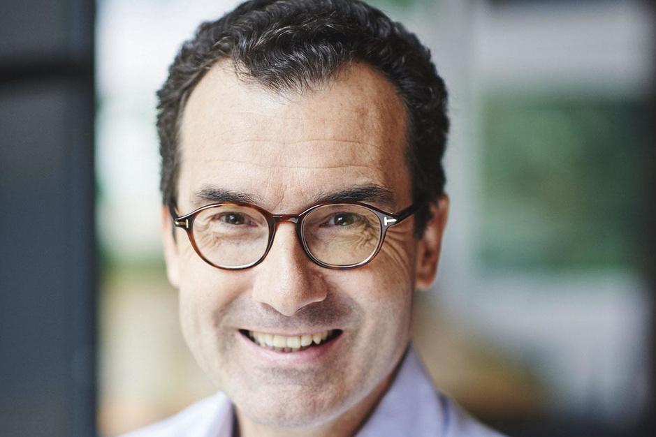 Frédéric Rouvez  (CEO Exki): 'Exki wordt ook een virtuele kantine'
