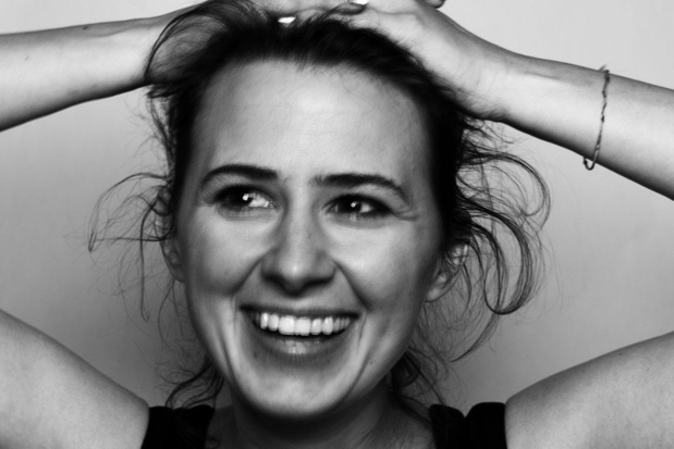 Stadsdichter Maud Vanhauwaert gebruikt Antwerpen als medium in 'Het stad in mij'
