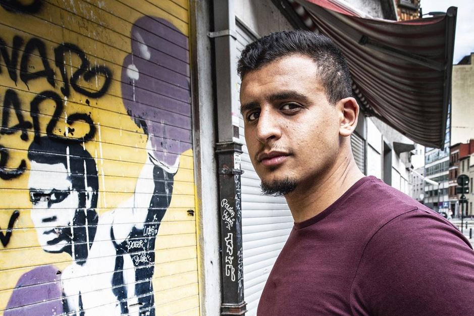 Activist Yassine Boubout over politiegeweld: 'Jongeren pikken het niet meer'