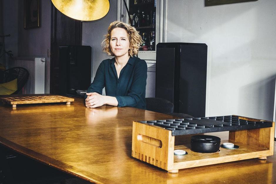 Caroline Vrijens, kinderrechtencommissaris: 'Mensen worden blijkbaar spontaan vrolijk als ze me zien'