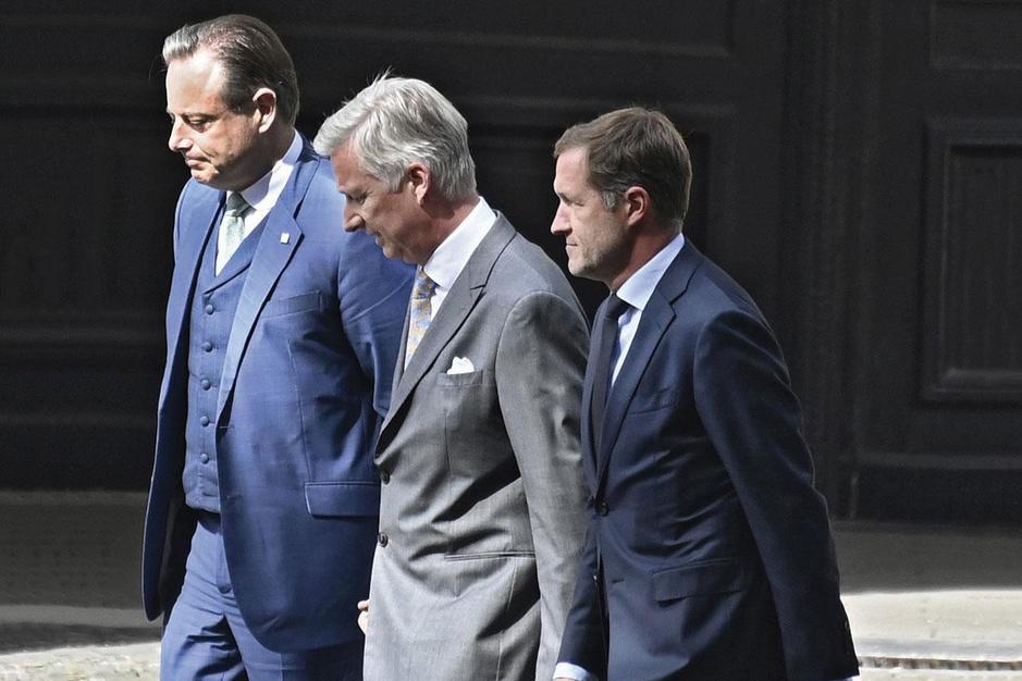 Magnette en De Wever op weg naar een compromis 'op zijn Belgisch'