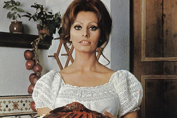 Citroenen uit Amalfi: in de keuken met Sophia Loren