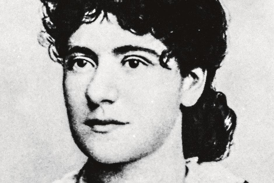 Rachel Holmes schreef biografie over de dochter van Marx: 'Karl was de theorie, Eleanor de praktijk'