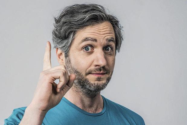 Lieven Scheire op Captain Comedy Club: 'Eindelijk zag ik hoe een mierenleeuw mieren eet!'