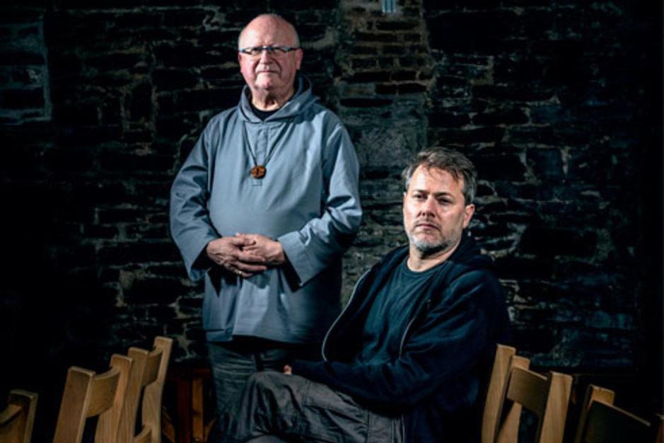 De bisschop en de atheïst: Lode Van Hecke in gesprek met Milo Rau