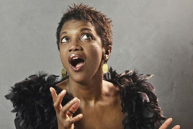 Amerikaanse sopraan Claron McFadden: 'In de VS was ik éérst een kleur'