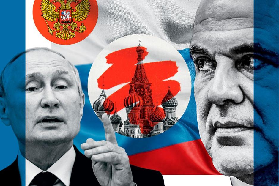 Russisch premier Michaïl Misjoestin: de man die weet waar de lijken liggen