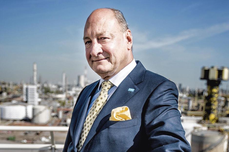 Voka-voorzitter Wouter De Geest: 'We hebben 10 jaar lang 2 procent economische groei nodig'