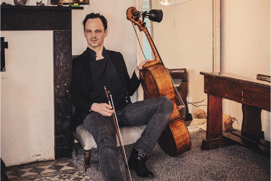 Cellist Benjamin Glorieux: 'Ik flirt dagelijks met de gedachte aan stoppen'