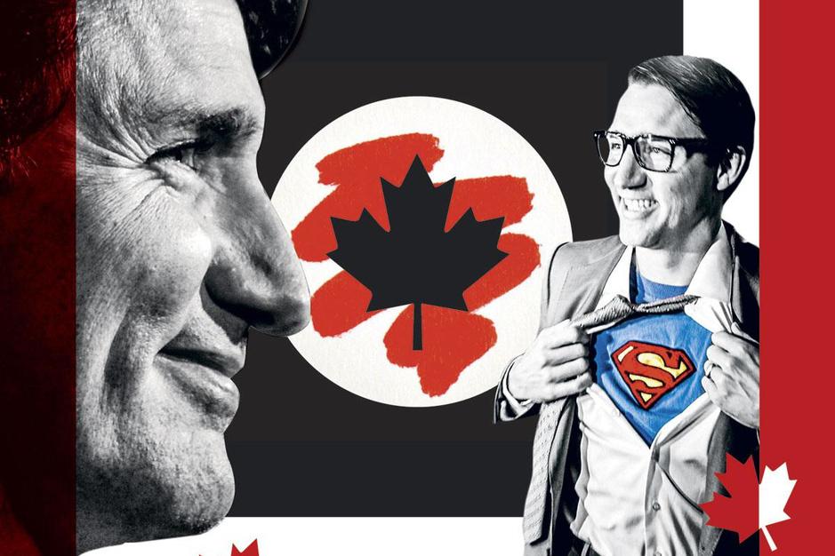 Heeft de Canadese superman zich misrekend? 'Justin Trudeau is veel glitter en weinig goud'