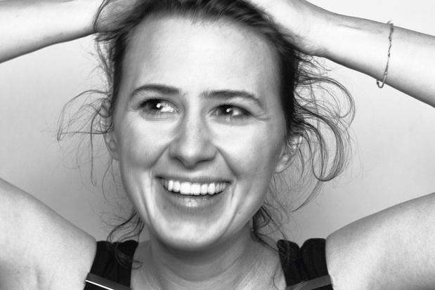 Dichter Maud Vanhauwaert: 'Poëzie hoeft niet op papier te staan'